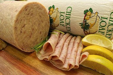Chicken Loaf. Coldmeats (+/-250g)