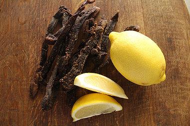 Lemon Pepper Bites (+/-200g)