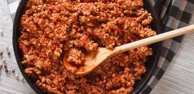 Beef  Steak Mince. (+/-500g)