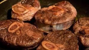 Beef Sliced Shin. (+/-1kg)