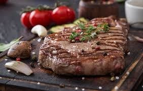 Rump Steak. (+/-500g) 2x250g