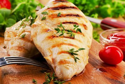 Chicken Fillet Breasts (Skinless) 650G