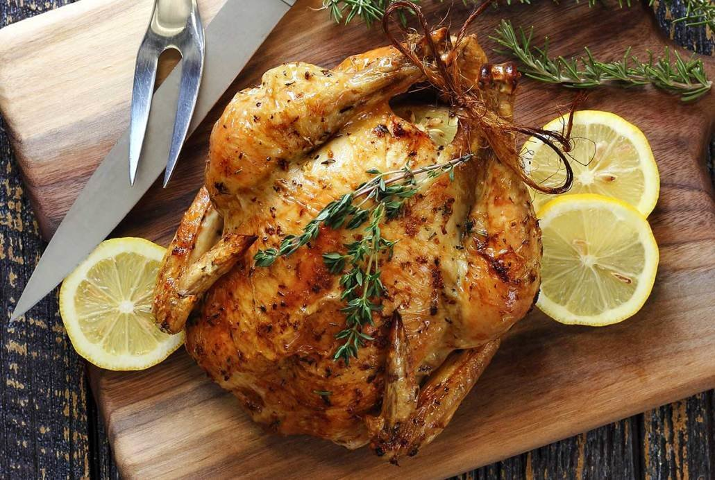 Chicken - Large Whole Free Range Chicken (1.6kg)