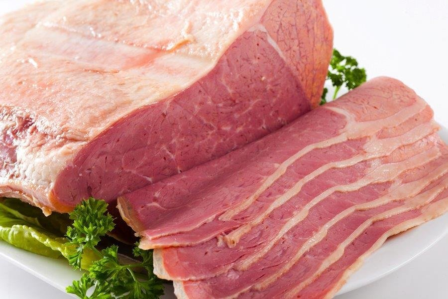 Beef Cooked Silverside (+/-250g)Coldmeats