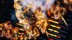 Spicy Chicken Wings Espetada- Cajun Spiced or BBQ(1kg)