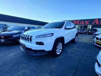 2015 Jeep Cherokee Sport Auto MY15
