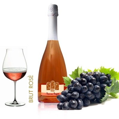 SPUMANTE BRUT ROSE' - 750ML