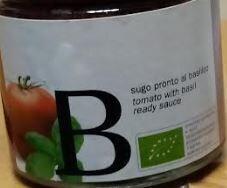 SUGO AL BASILICO - 220gr