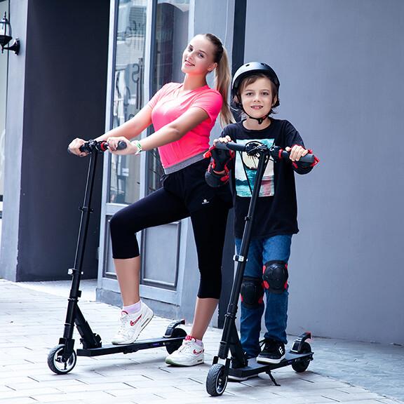 Ηλεκτρικό e-scooter S1 της Megawheels, 250W