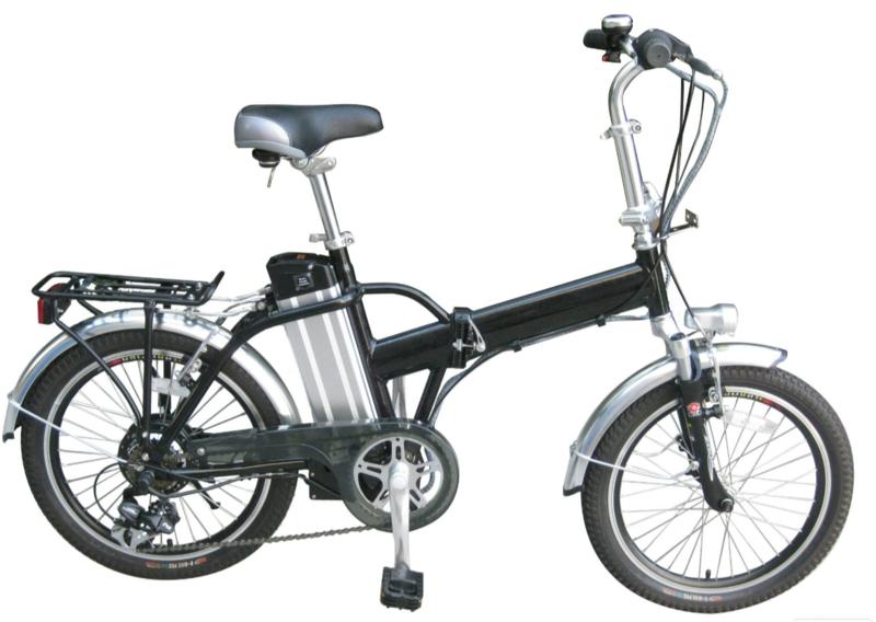 Flavia S αναδιπλούμενο e-bike της Cicloone, 250W