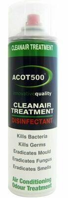 ACOT500 Cleanair Treatment Disinfectant
