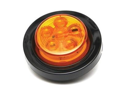 Amber Marker Light