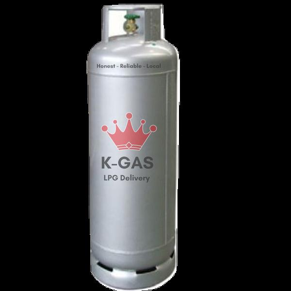 45KG Household Exchange LPG Cylinder Delivered (Plus GST) -