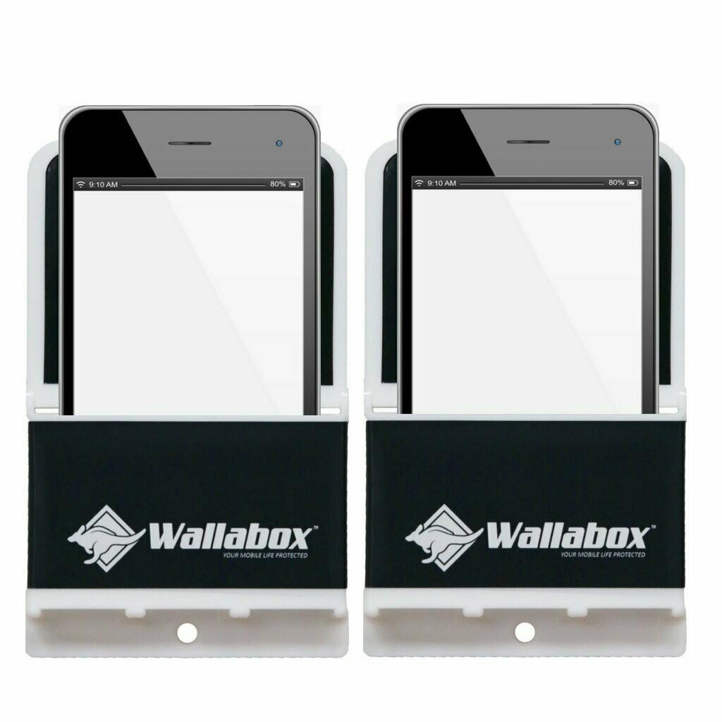 Wallabox® Original 2-Pack SALE: Midnight Black