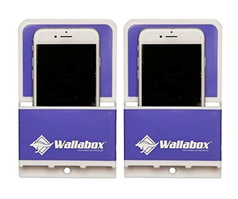 Wallabox® Original 2-Pack: Vivid Violet