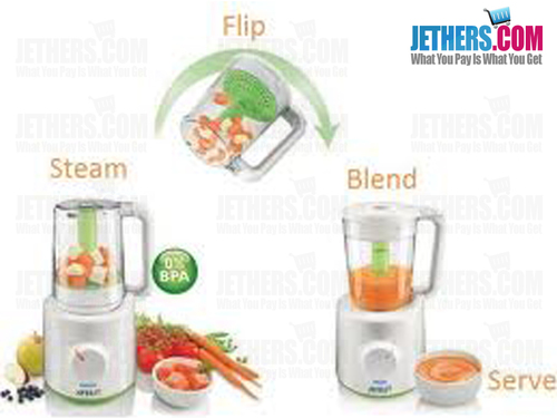 Philips Avent Scf870 21 Combined Baby Food Steamer And Blender Preorder