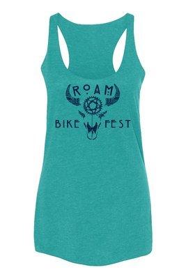 Roam Bike Fest Racerback