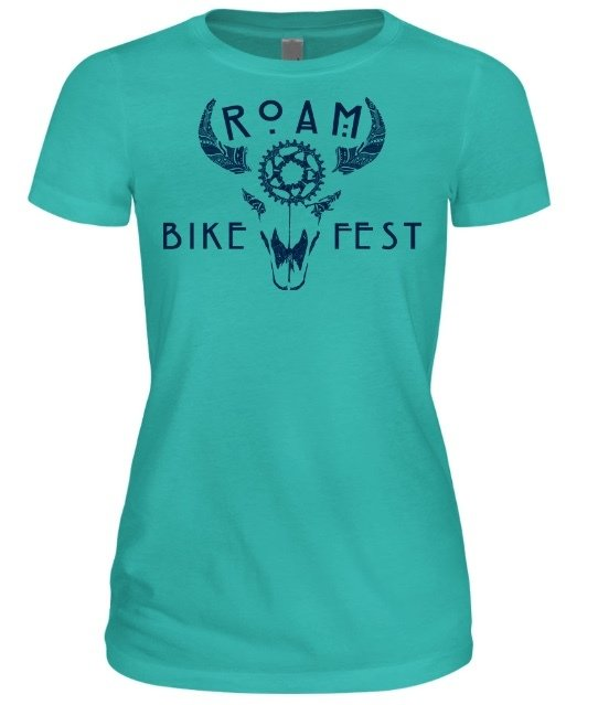 Roam Bike Fest Tee