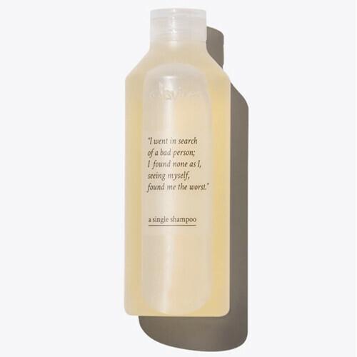 A Single Shampoo 002764