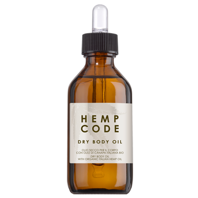 Hemp Code Dry Body Oil HC02981
