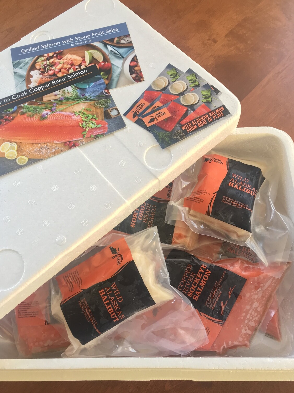 SEAFOOD MIX BOX