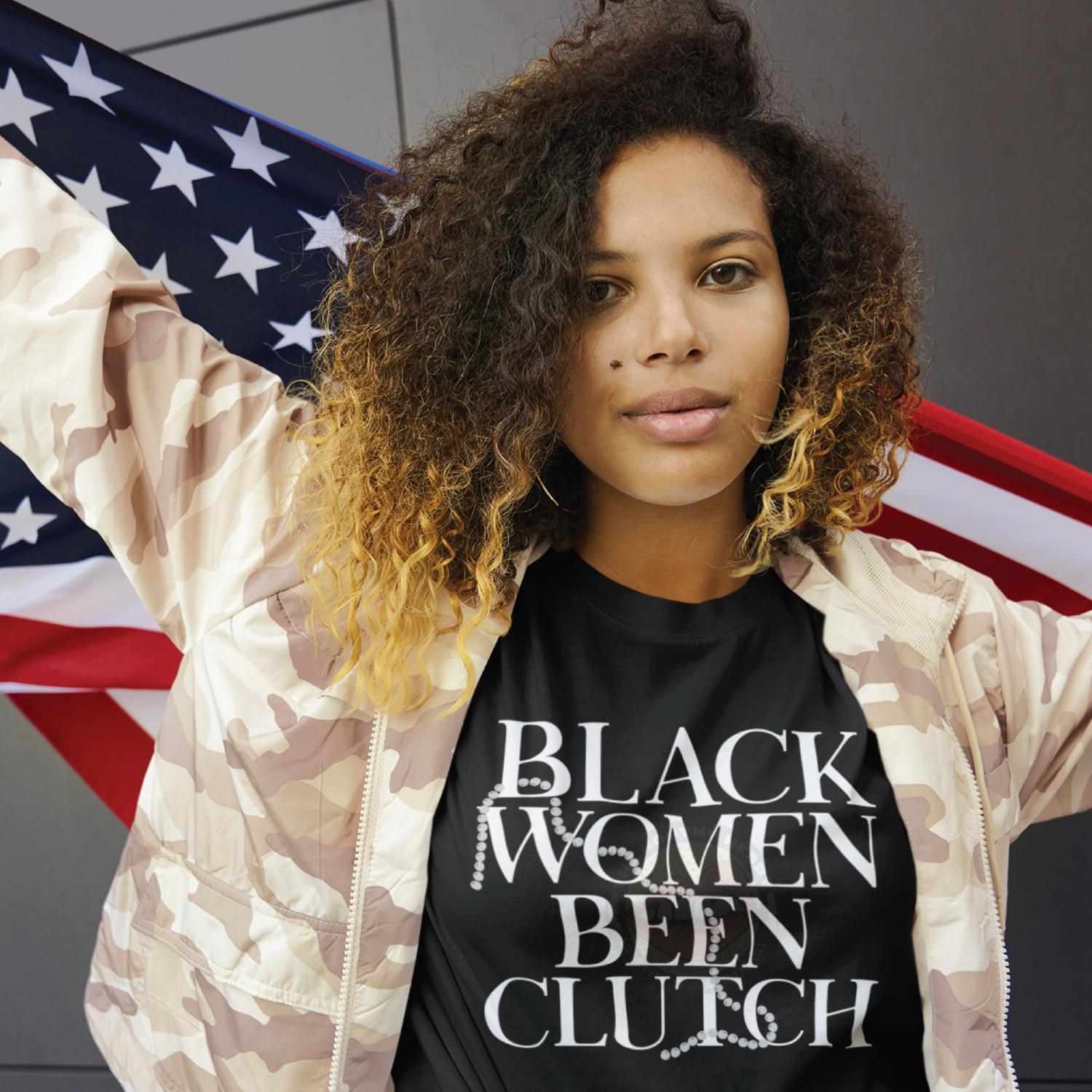 Black Women Been Clutch Tee