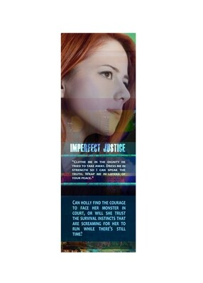 Imperfect Justice Bookmark