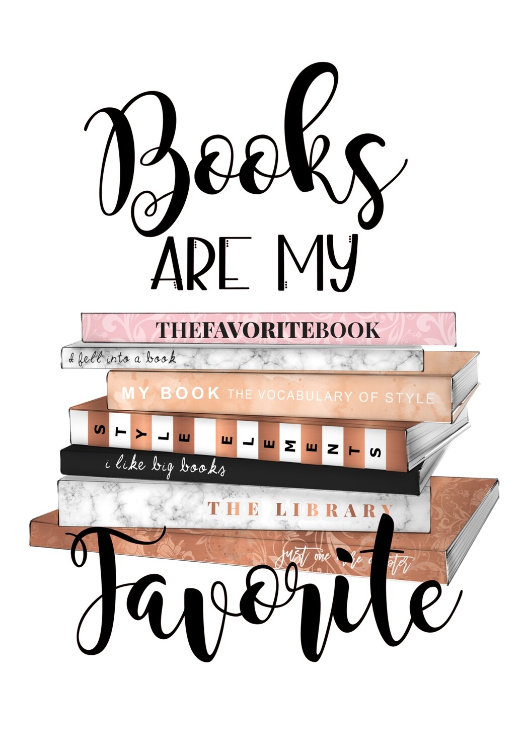 Books Are My Fave