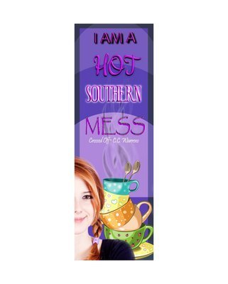 Southern Mess Bookmark