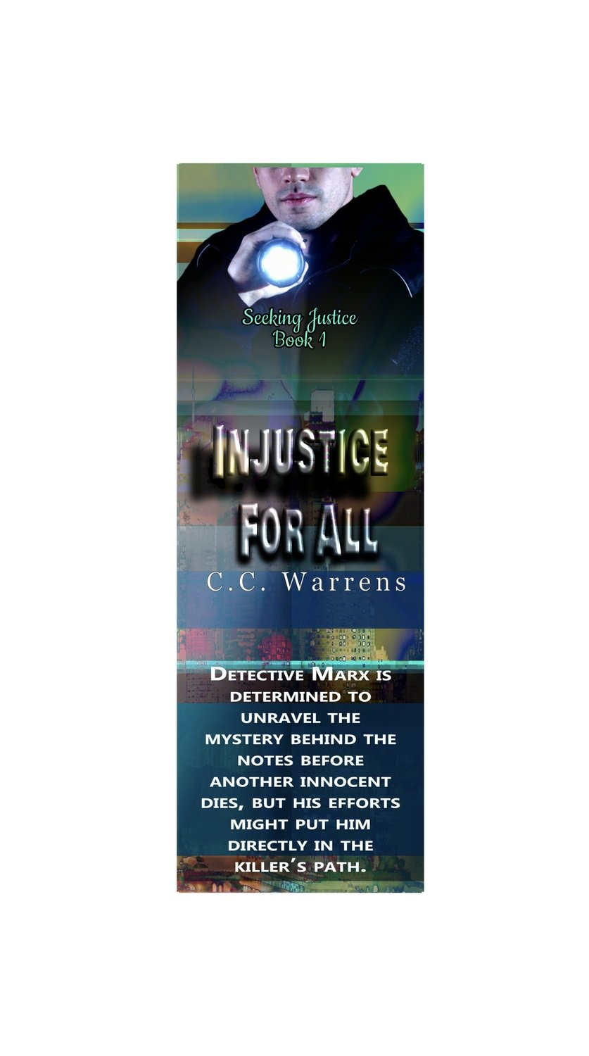 Injustice for All bookmark