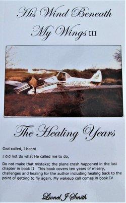 His Wind Beneath My Wings III: The Healing Years