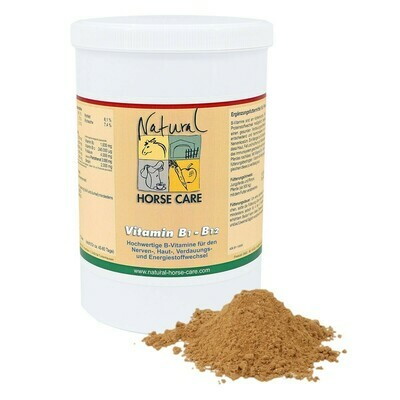 NHC Vitamin B1 - B12