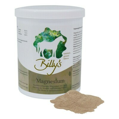 Billy's Magnesium
