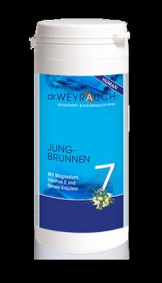Dr.Weyrauch Jungbrunnen Nr. 7, Human