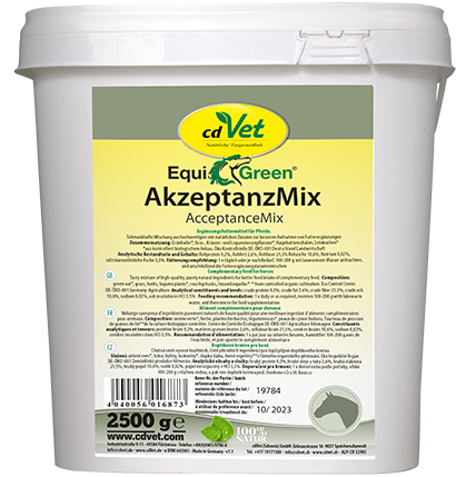 EquiGreen Akzeptanz Mix -NEU