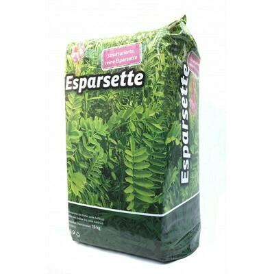 Strukutrierte Esparsette
