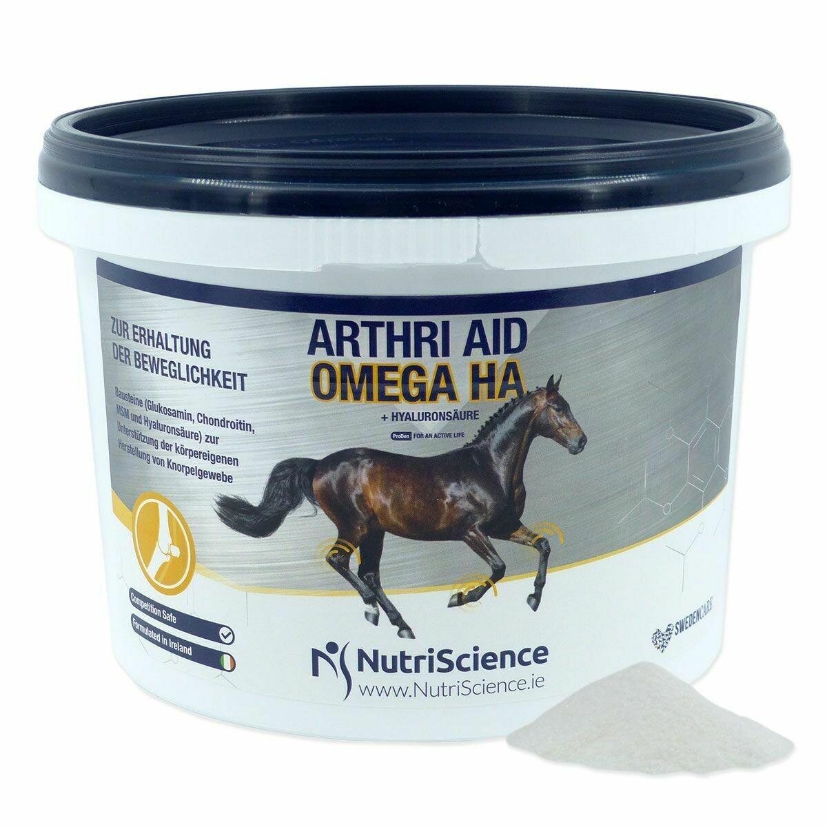 Arthri Aid Omega HA _ Arthrose