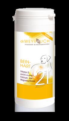 Dr. Weyrauch Beinhart Nr.21, Hund
