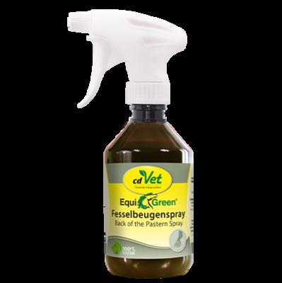 cdVET EquiGreen Fesselbeuge Spray, 250 ml