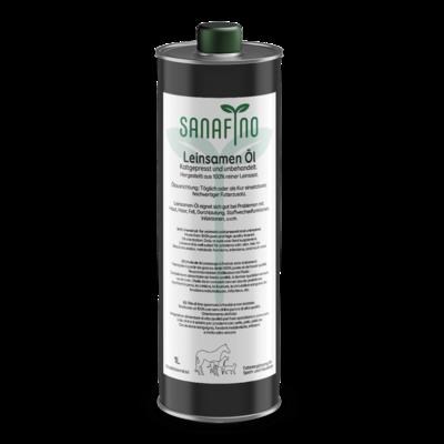 Sanafino Leinsamenöl organic oder konventionell