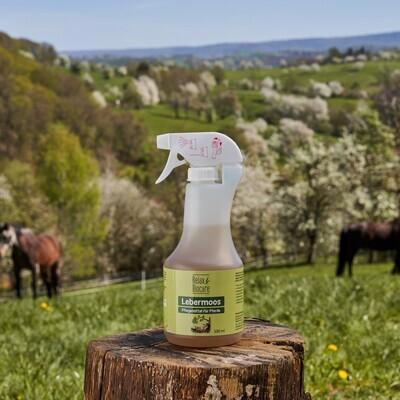 Relax Biocare Lebermoos für Pferde