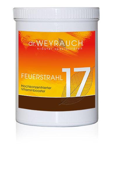 Dr.Weyrauch: moderne Vitaminversorgung Feuerstrahl Nr.17: