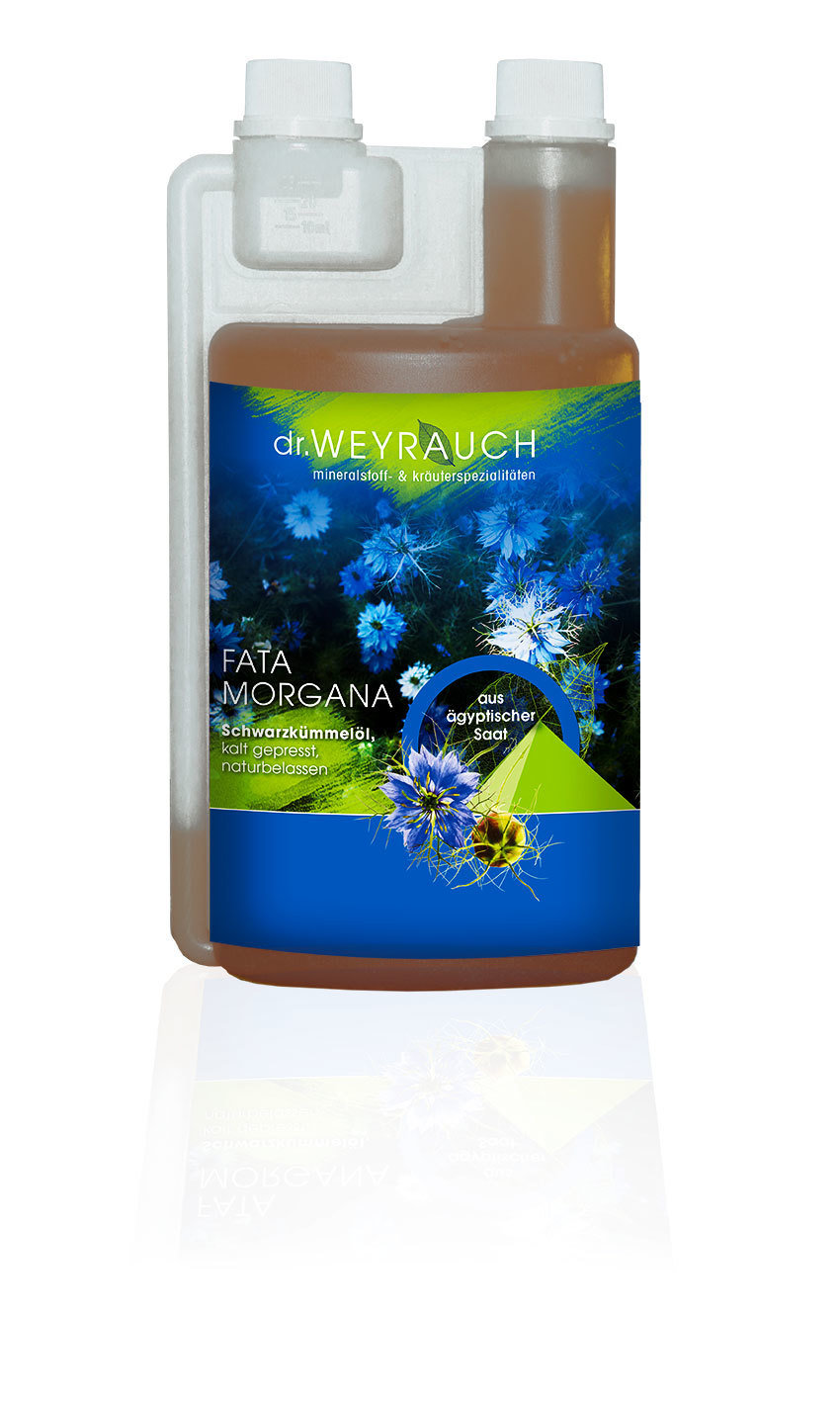 Dr.Weyrauch Fatamorgana Schwarzkümmelöl