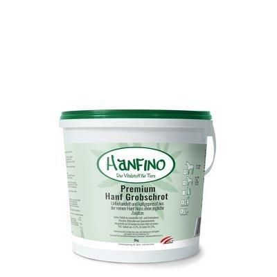 Hanfino Premium Hanfsamen Presskuchen