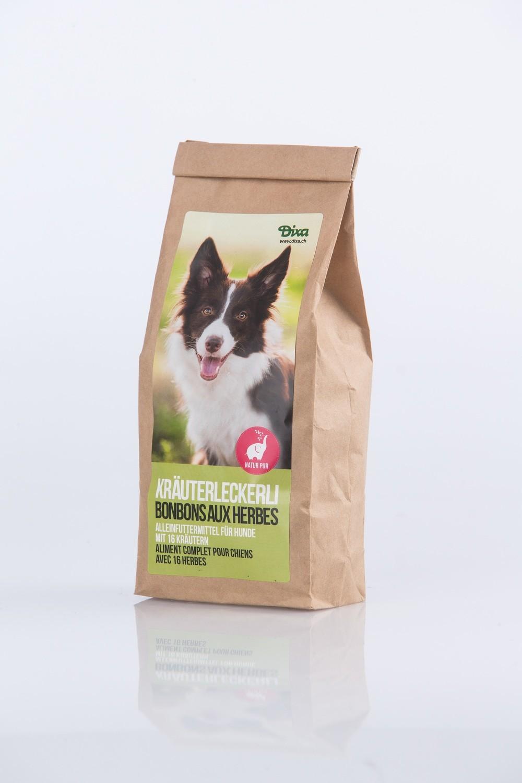 Kräuterleckerli für Hunde_glutenfrei