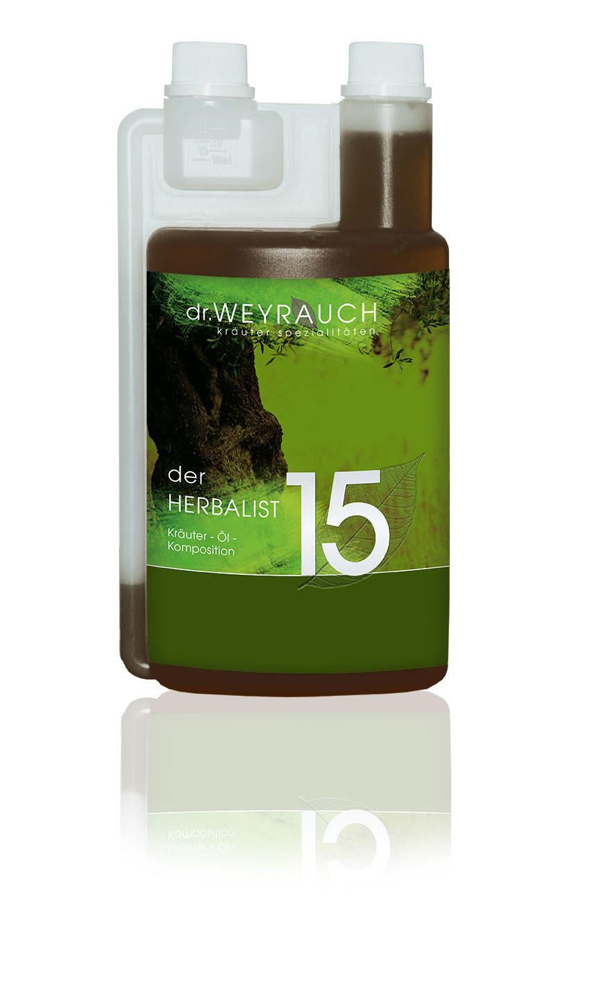 Dr.Weyrauch Herbalist Nr.15