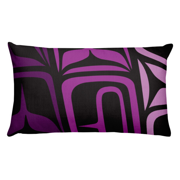 Shades of Magenta, Toss Cushion