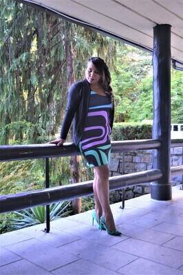 Shades of Summer Dress