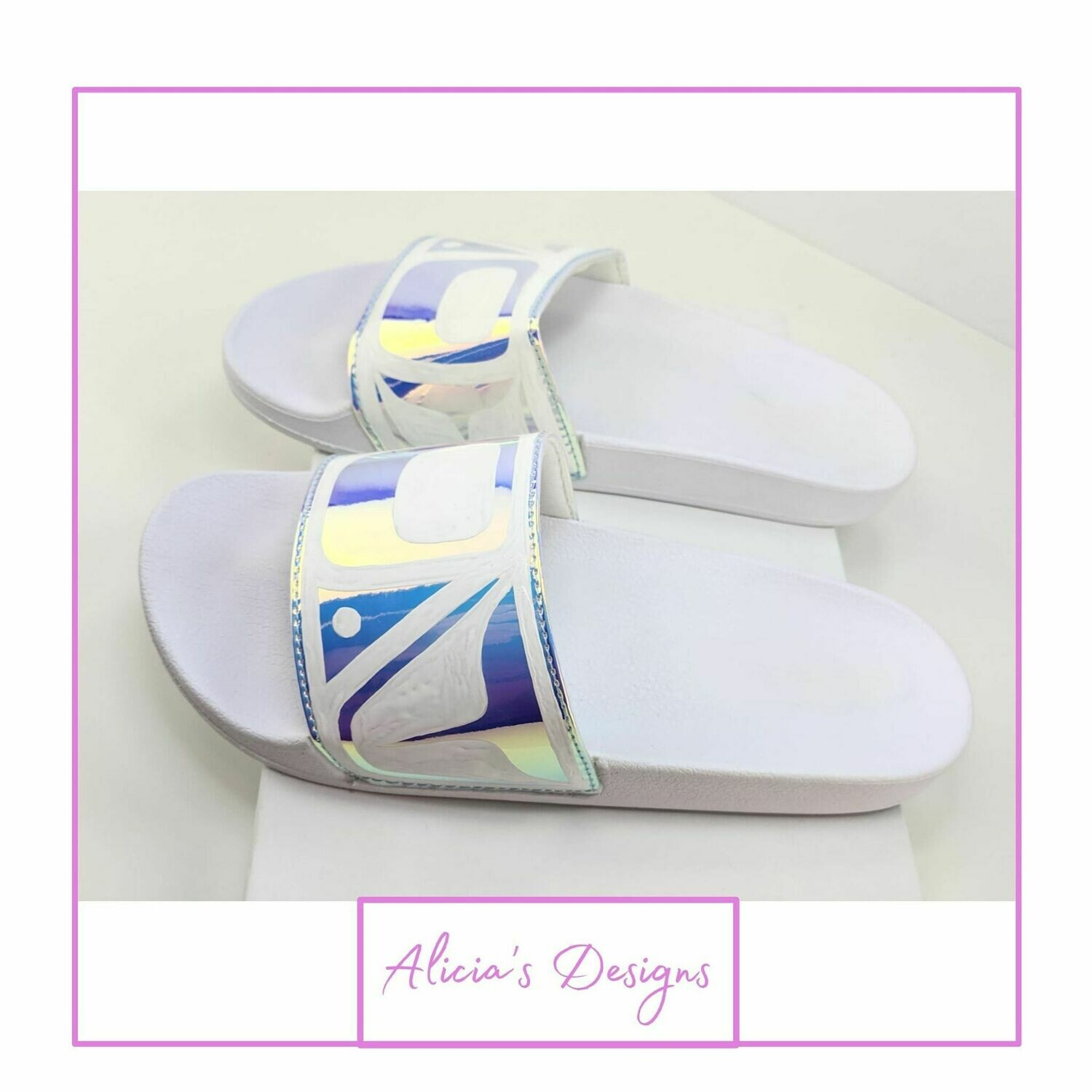 Iridescent Slides