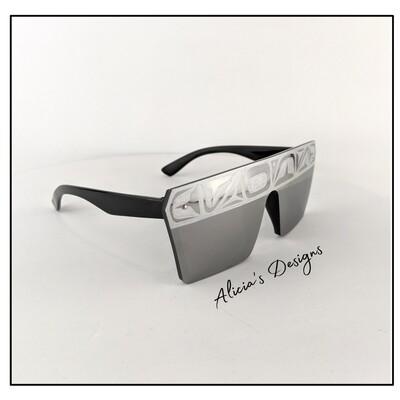 Chrome Mirror Sunglasses